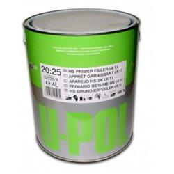 UHS Primer Filler (4:1) Grey 4 ltr