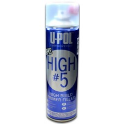 High 5 Primer Aerosol High Build - White