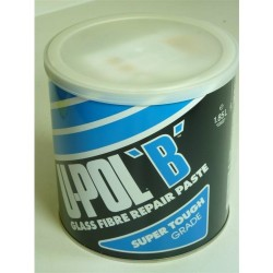 "U-POL ""B"" Glass Fibre Bridgeing Filler 1.85Ltr"