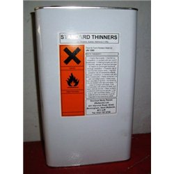 Standard Cellulose Gunwash Thinners 5ltr