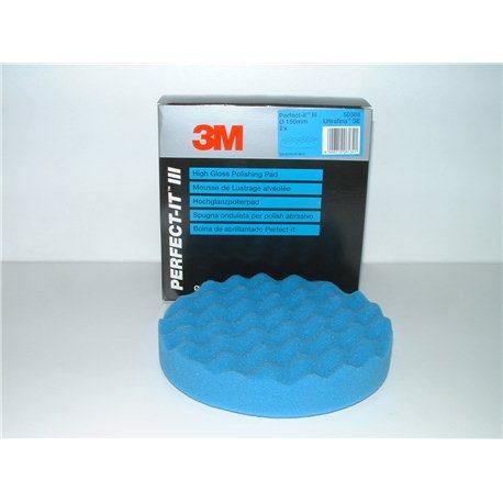 Perfect it lll High Gloss Polishing Pad (Blue)