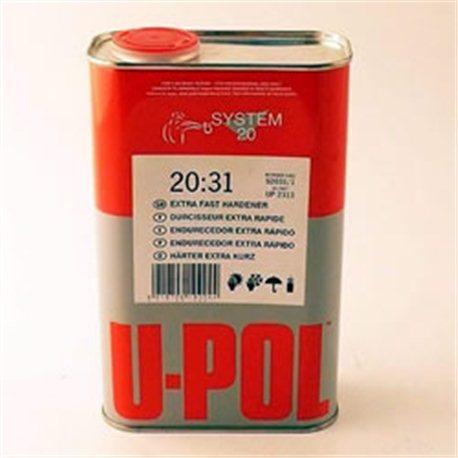 S2031 - 1Ltr Extra Fast Upol Hardener
