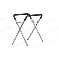Bodyshop adjustable panel stand / trestle table