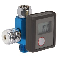 Digital Air Regulator/Pressure Gauge