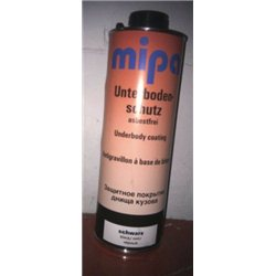 Mipa Schutz 1ltr Underbody Coating - rust protection