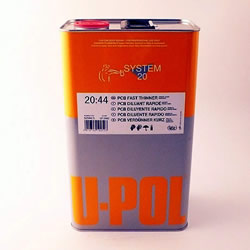 Upol S2045 Standard 2K Paint Thinners 5ltr