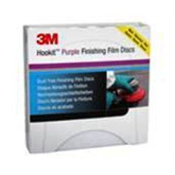3M Hookit Purple Finishing Film Discs 260L P1500