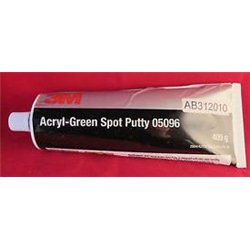 3M acryl-Green Spot Putty 05096