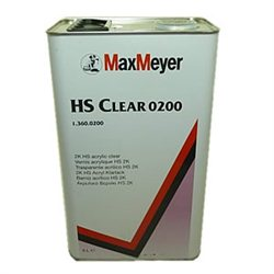 HS Clear 0200 5Ltr