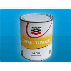 Lechler Green-TI Filler 2.5Lts (Grey Colour)