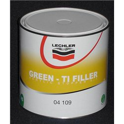 Lechler Green-TI Filler 2.5Lts ( Green Colour) 109