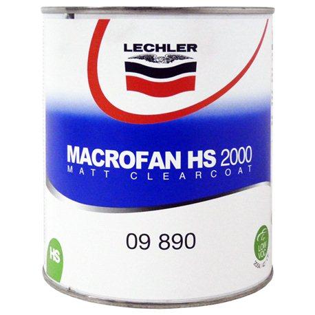 Macrofan HS 2000 Matt Clearcoat 1Ltr