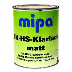 Mipa 2K-HS-Klarlack matt