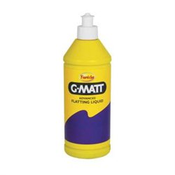 Advanced G Matt Flatting Liquid 500ml