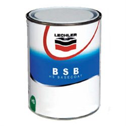 Lechler BSB Light Orange Red 1Ltr 025