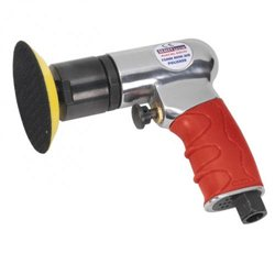 Sealey 75mm Mini Air Tool Polisher & Buffer