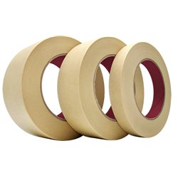 "MSK Masking tape 1"" (24mm) Box of 36"