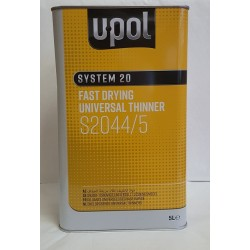 Upol S2044 Fast 2K Paint Thinners 5ltr