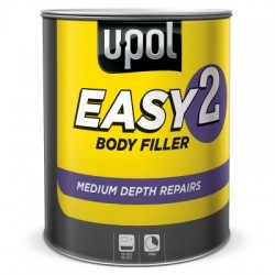 U-POL Easy 2 lightweight body filler - medium repairs