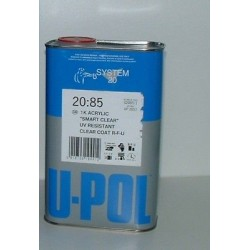 S2085 Acrylic Clear Coat / Lacquer 1K RFU 1Ltr
