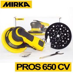 Mirka PROS 650CV 150mm Random Orbital Sander